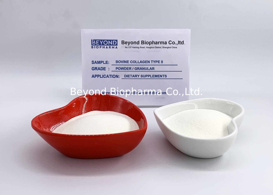 9007-34-5 Bovine Type ii Collagen Extracted From Bovine Cartilages
