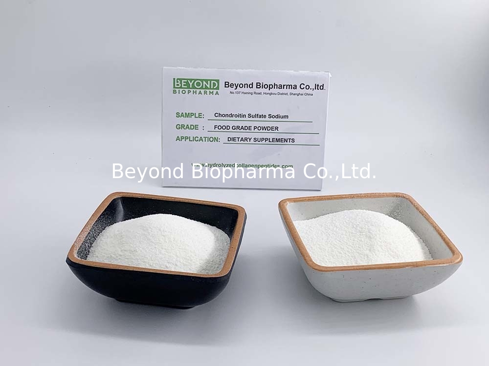 Bovine Trachea Extracted Chondroitin Sulfate Sodium For Drug Products